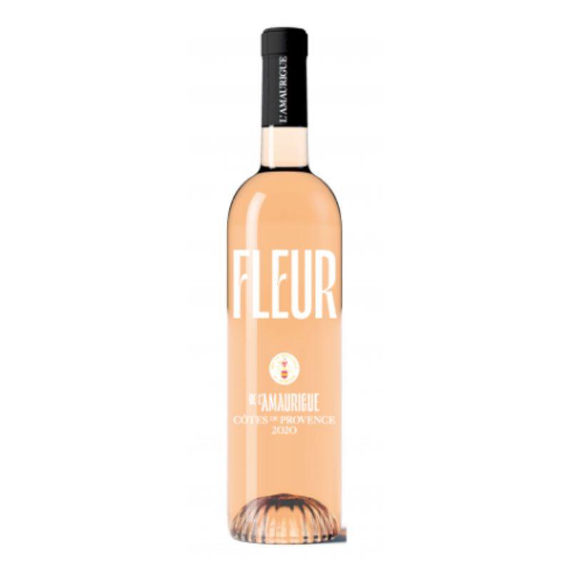Fleur de L'Amaurigue - Côtes de Provence - MAGNUM
