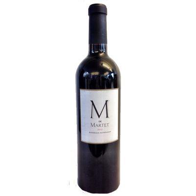 """""""M"""" de Martet - Bordeaux Supérieur"""