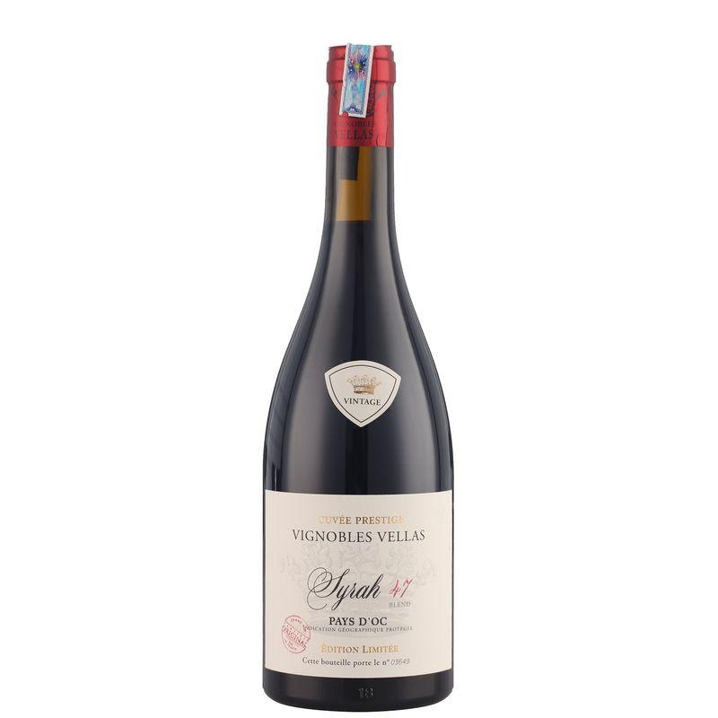 Cuvée Prestige Vignobles Blend 47 Syrah