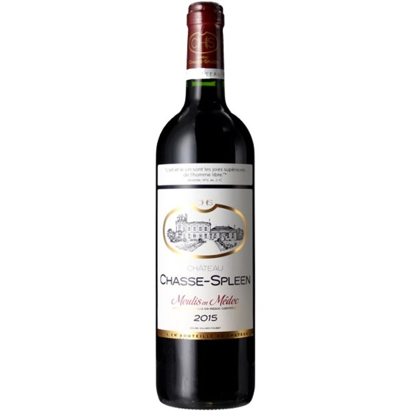 Chateau Chasse-Spleen - Medoc - Cru Bourgeois Excep. - 75 cl