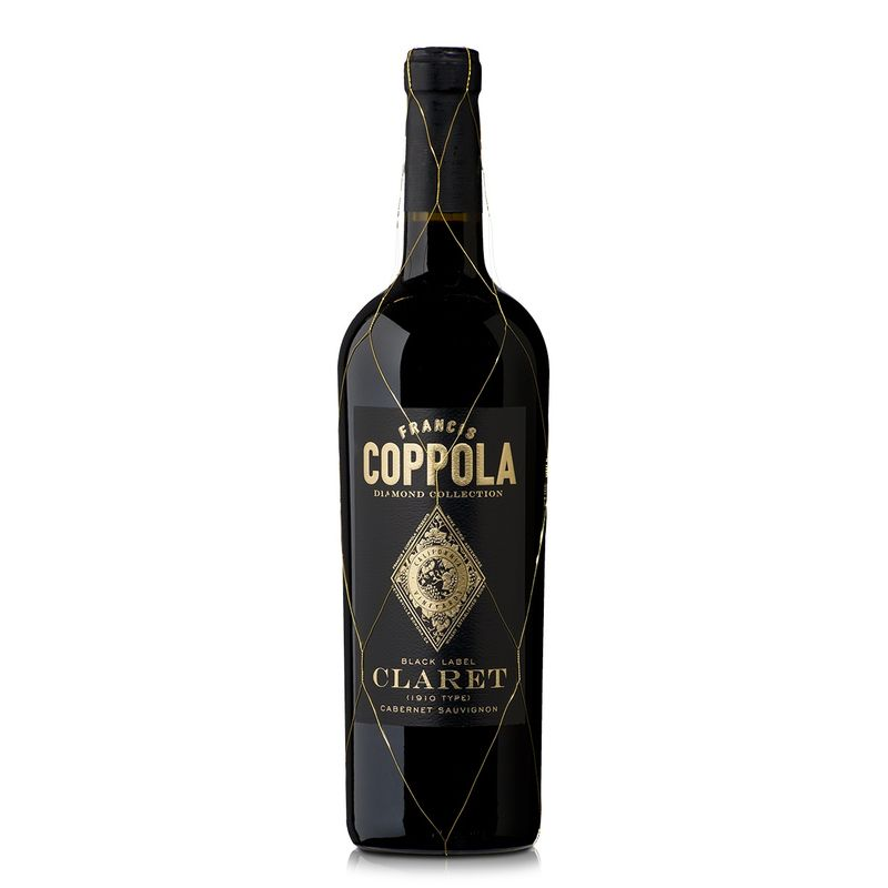 Francis Coppola - Claret Cabernet Sauvignon black label