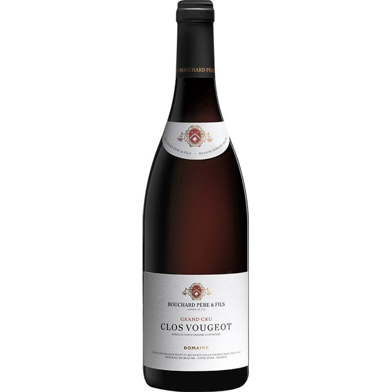 Bouchard Père & Fils - Côtes de Nuits - Clos Vougeot Grand Cru