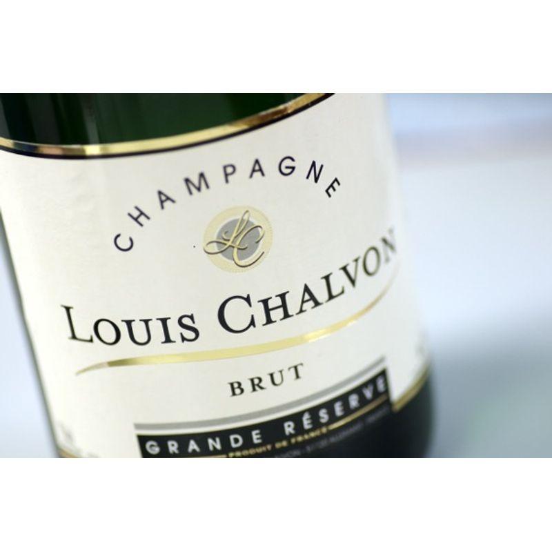 Louis Chalvon  - Grande Réserve - brut - 37.5cl