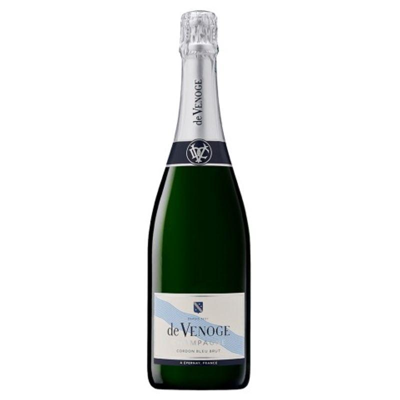 De Venoge - Cordon Bleu  - brut - 37.5cl
