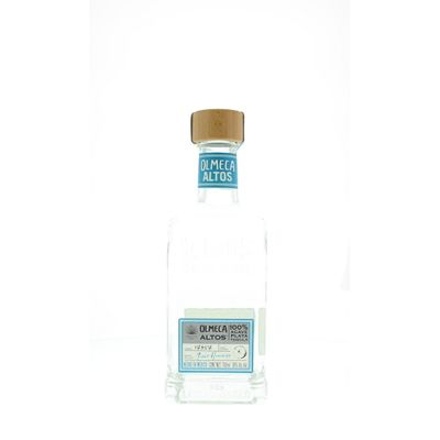 Olmeca Altos Plata - Tequila - 70cl