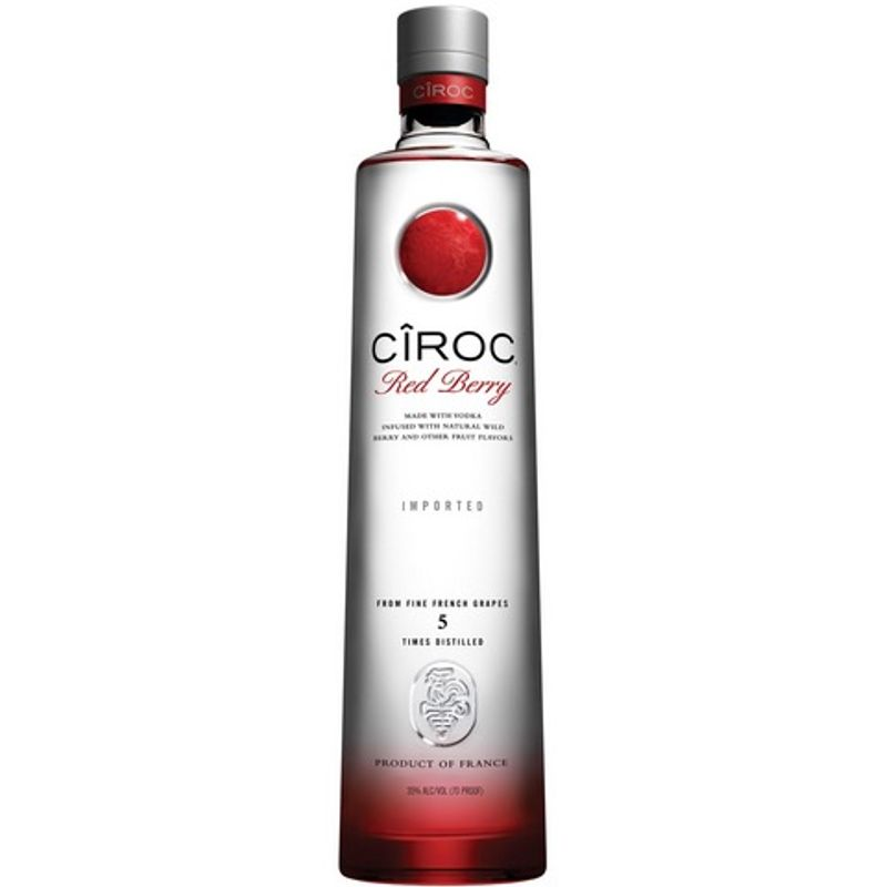 Ciroc Red Berry - 70cl