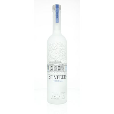 Belvedere Purelight - 600cl