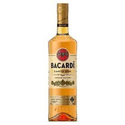 Bacardi Carta Oro - 70cl