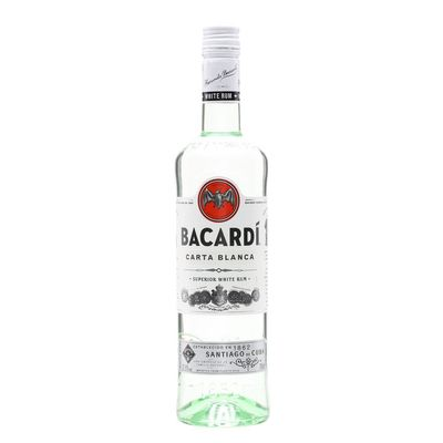 Bacardi Carta Blanca - 100cl
