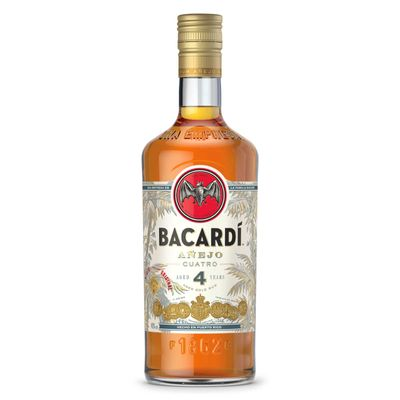 Bacardi 4Y - 70cl