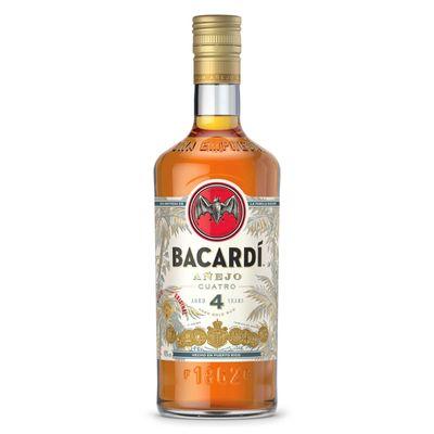 Bacardi 4Y - 100cl
