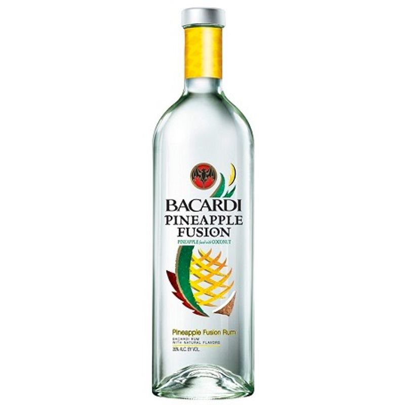 Bacardi Pineapple - 70cl