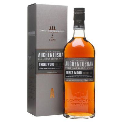Auchentoshan Three Wood - Giftbox - 70cl
