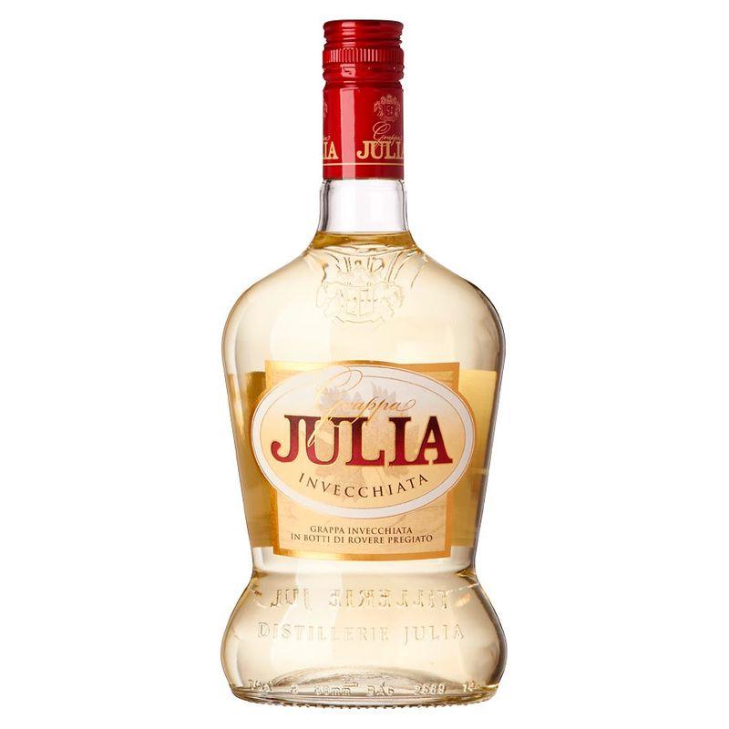 Julia Invecchiata - Geel - Grappa - 70cl