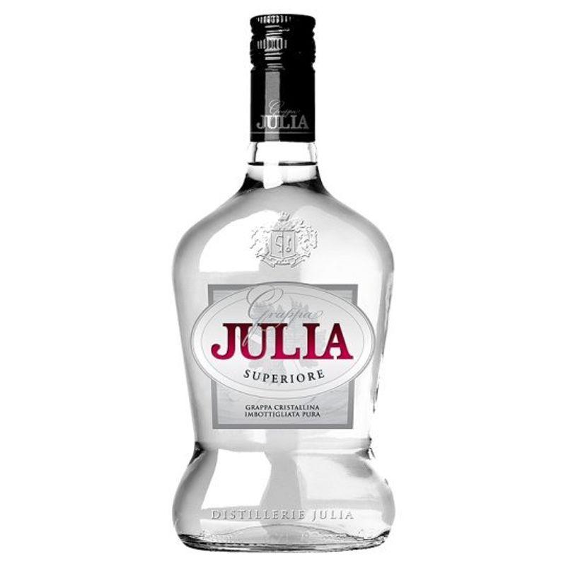 Julia Superiore - Wit - Grappa - 70cl