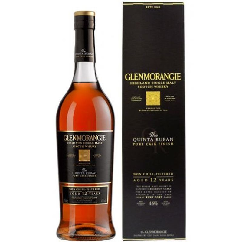 Glenmorangie Quinta Ruban 14y - 70cl