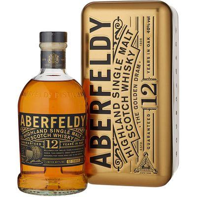 Aberfeldy 12Y Giftbox - 70cl