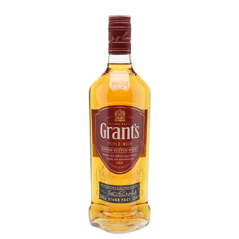 Grants 12Y - Family Reserve - Triple Wood - 100cl