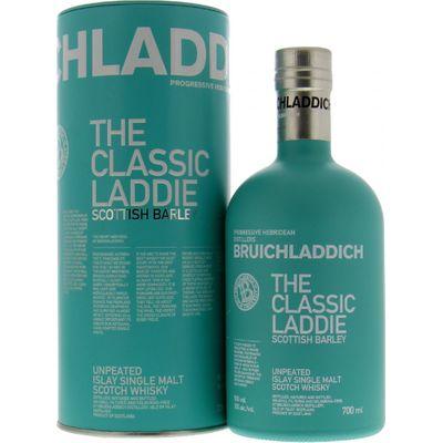 Bruichladdich The Classic Laddie Scottish Barley - Giftbox - 70cl