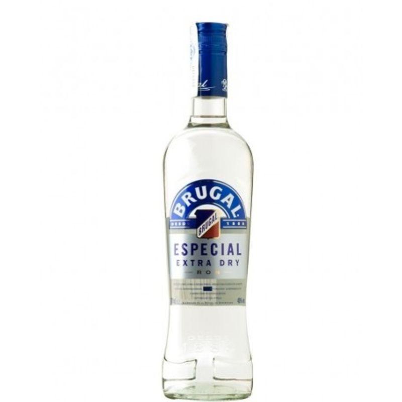 Brugal Especial Extra Dry Blanco - 70cl