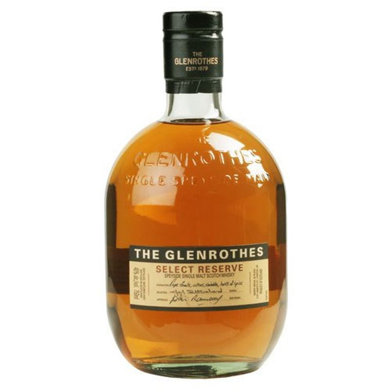 THE Glenrothes select reserve - 70cl