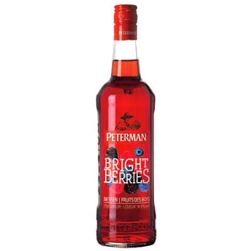 Peterman Bright Berries - Jenever - 70cl