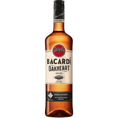 Bacardi Oakheart - 100cl