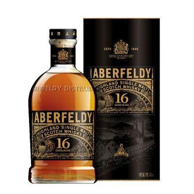 Aberfeldy 16Y - Giftbox - 70cl
