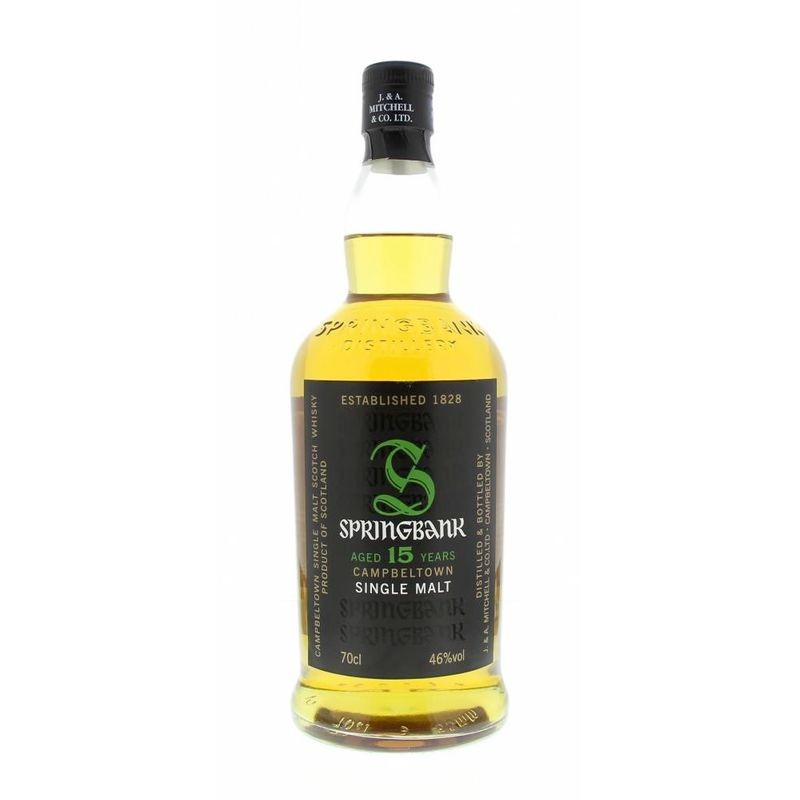 The Springbank 15 Years - 70cl