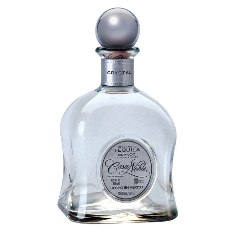 Casa Noble Crystal Blanco - Tequila - 70cl
