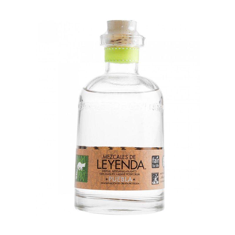 Mezcales De Leyenda Puebla - Mezcal - 70cl