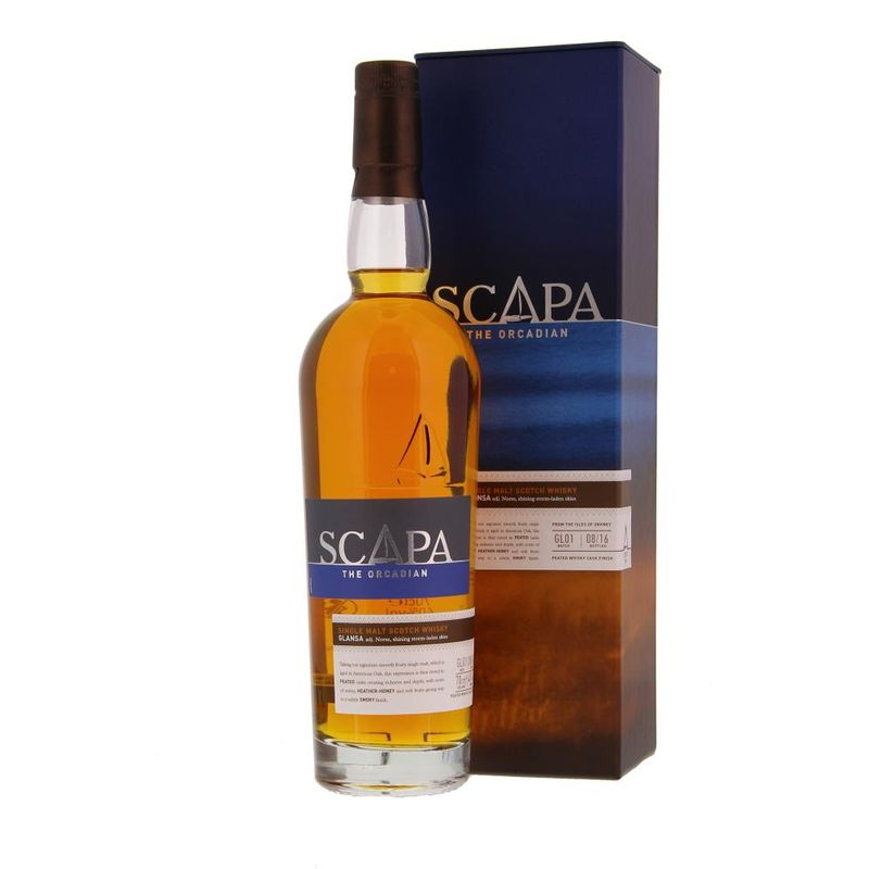Scapa the Orcadian Glansa - 70cl
