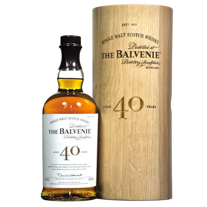 The Balvenie 40y - 70cl