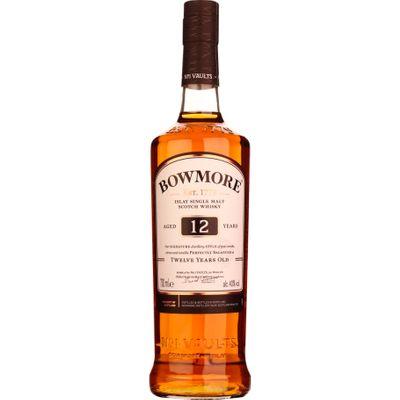 Bowmore 12y - Giftbox - 70cl