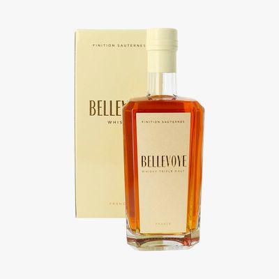 Bellevoye BLANC Finition Sauternes Whisky - Giftbox - 70cl