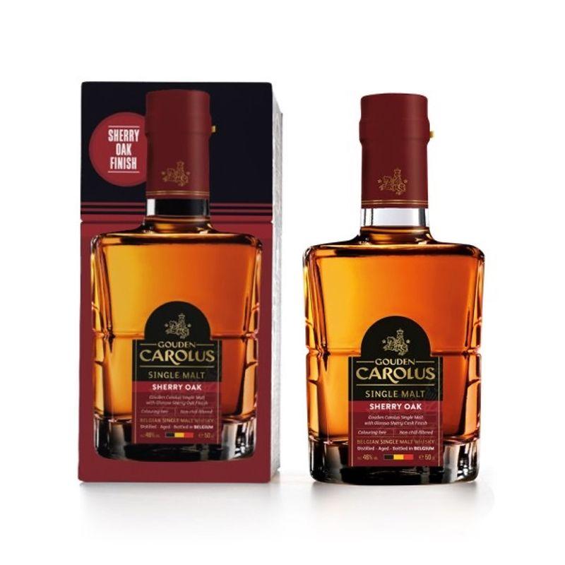 Gouden Carolus Sherry Oak Giftbox - 50cl