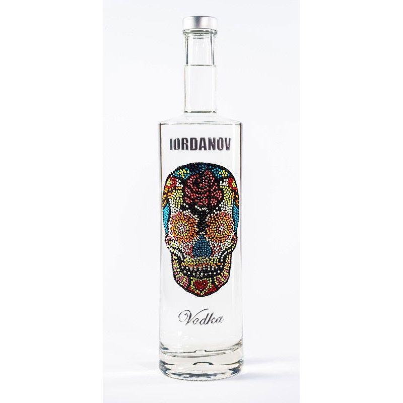 Iordanov Flower Skull - 70cl