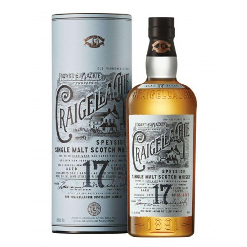 Craigellachie 17Y - 70cl