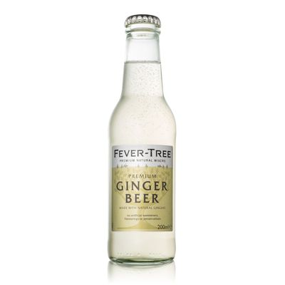 Fever-Tree Ginger Beer - tonic - 24x20cl