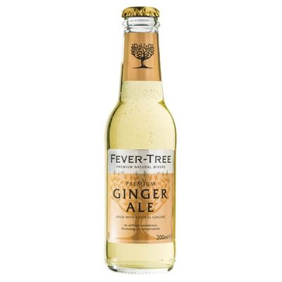 Fever-Tree Ginger Ale - tonic - 24x20cl