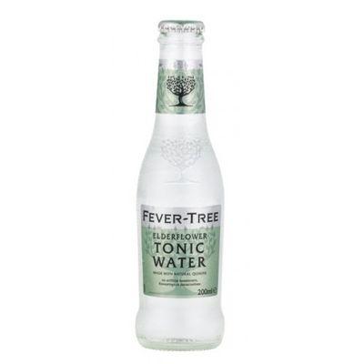Fever-Tree Elderflower - tonic - 24x20cl
