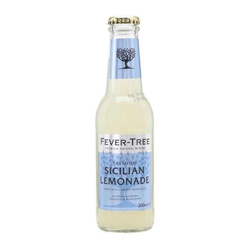 Fever-Tree Sicilian Lemonade - tonic - 24x20cl