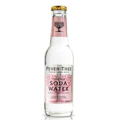 Fever-Tree Soda Water - tonic - 24x20cl