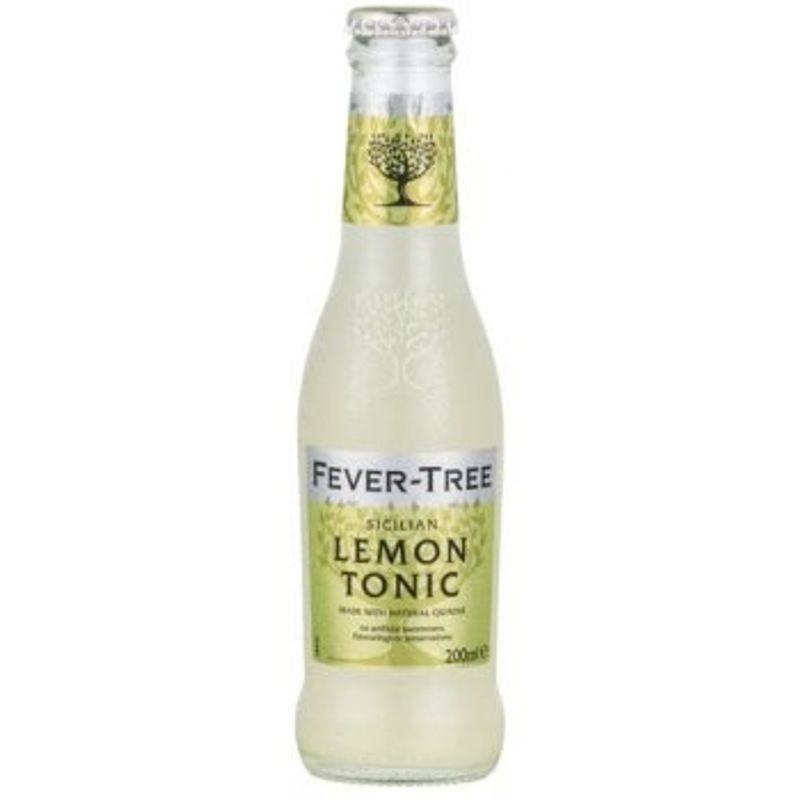 Fever-Tree (bitter) Lemon  - tonic - 24x20cl