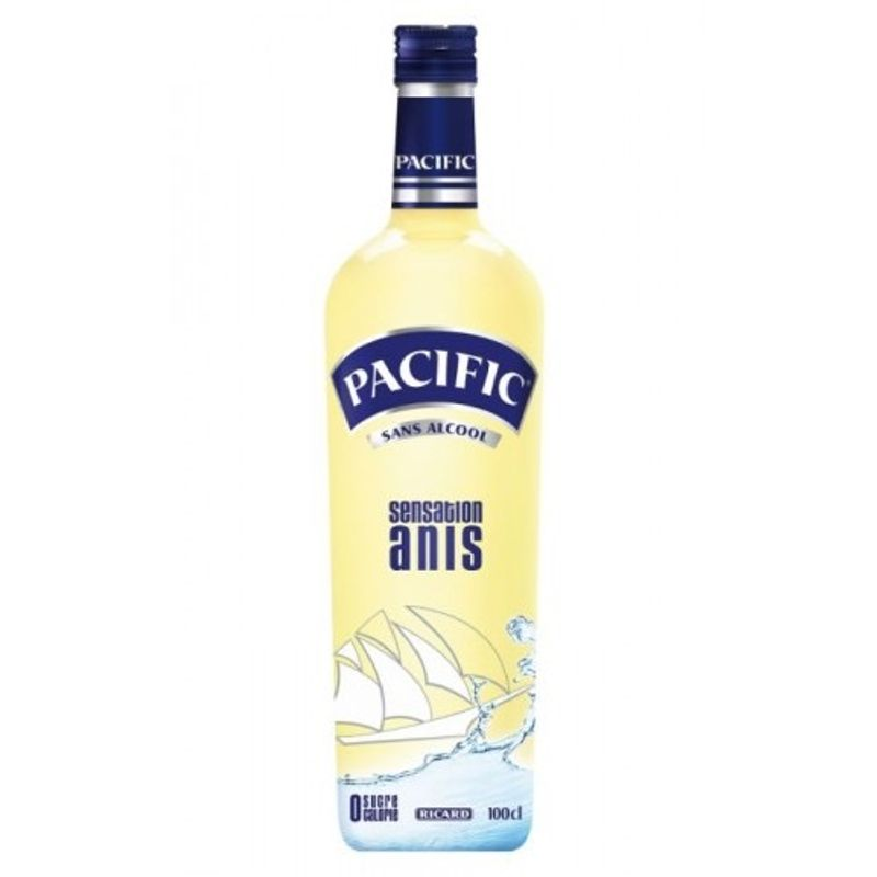Pacific Pastis - siroop - 100cl