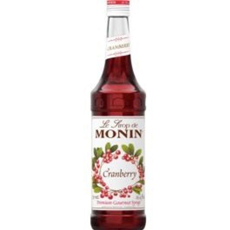 Monin Cranberry / Veenbes - veenbes - 70cl