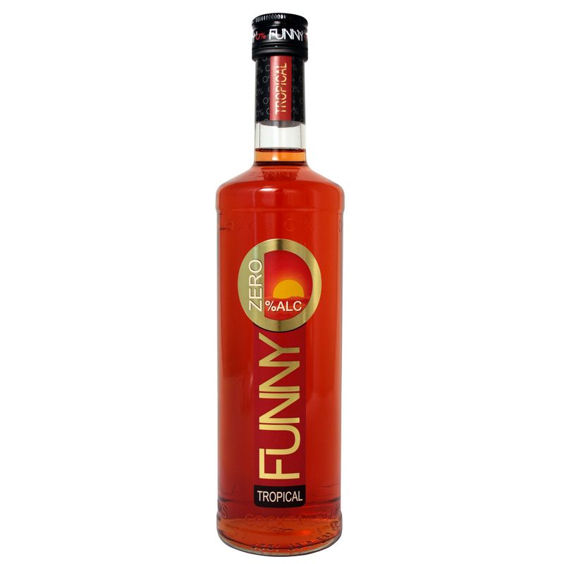 Funny Tropical - Passievrucht - 70cl