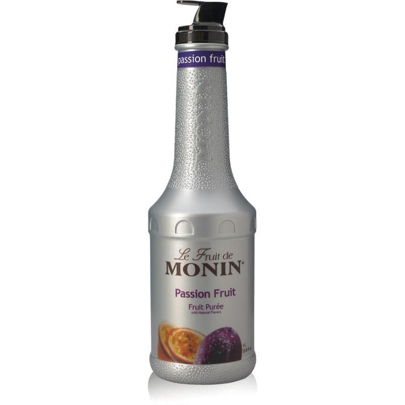 Monin PUREE Passie - Passievrucht - 100cl