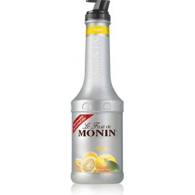 Monin PUREE Yuzu - Yuzu - 100cl