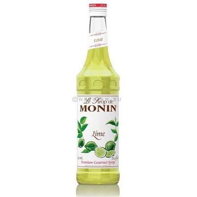 Monin Lime / Limoen - limoen - 70cl